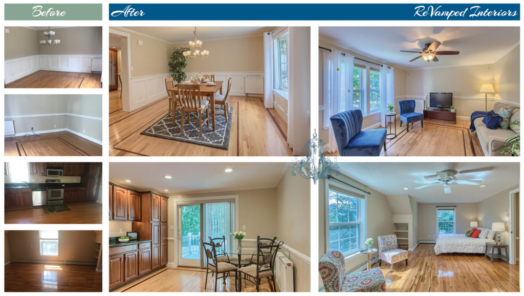Vacant Home Staging in Middleton, MA