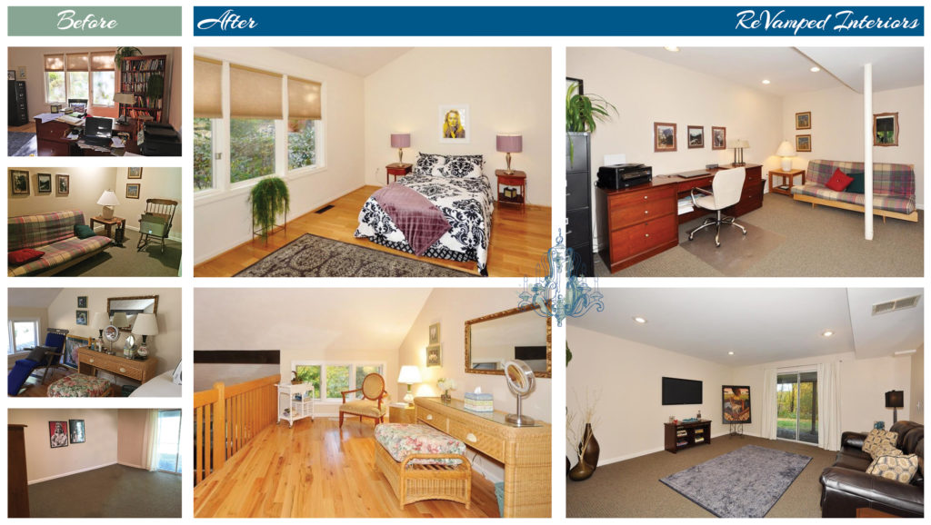 Occupied Condo Staging in Westford, MA