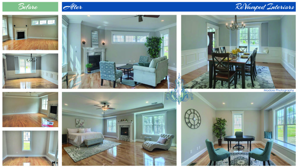 Vacant Home Staging in Boxborough, MA