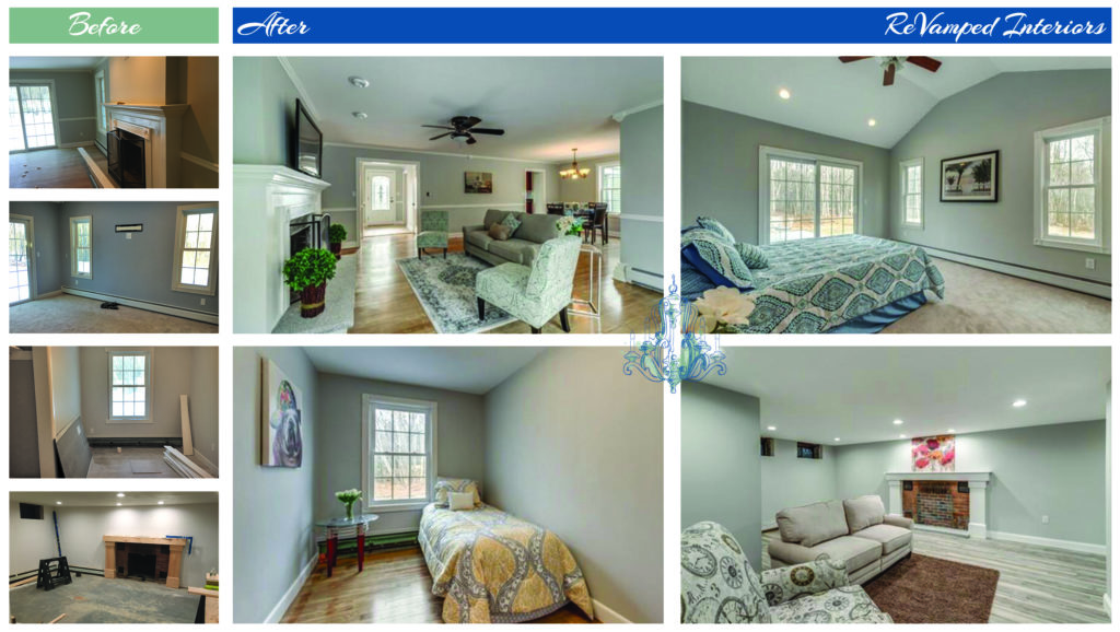 Vacant Home Staging in Lunenburg, MA