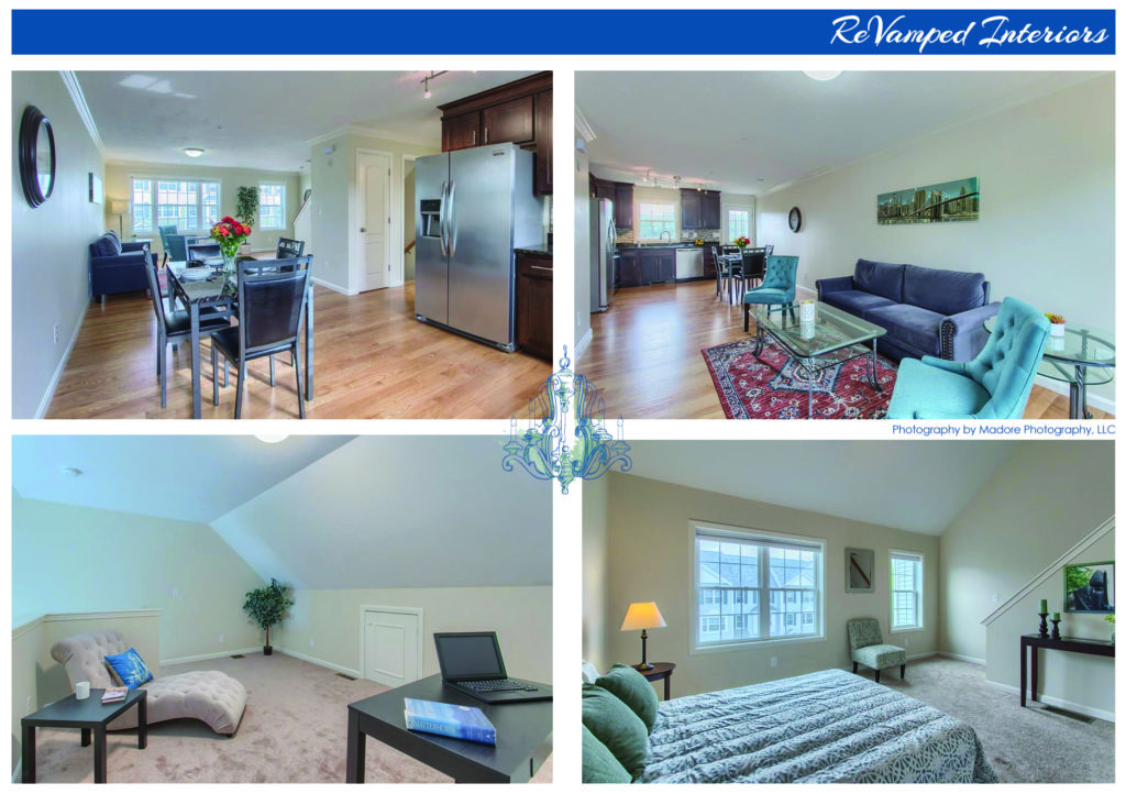 Vacant Condo Staging in Westford, MA