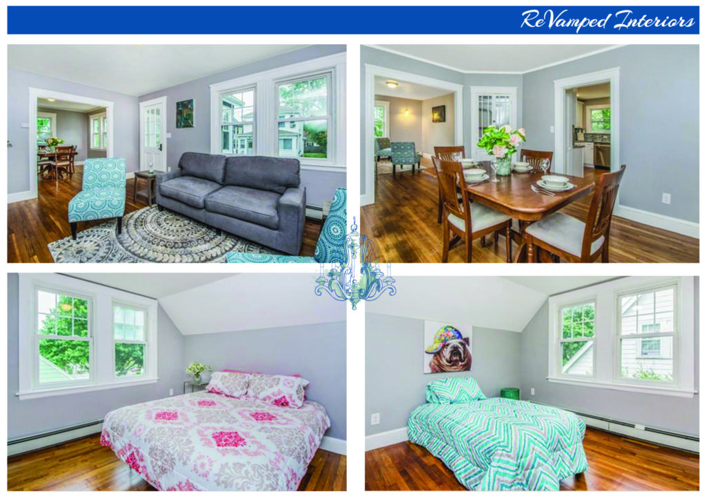 Vacant Home Staging in Dedham, MA