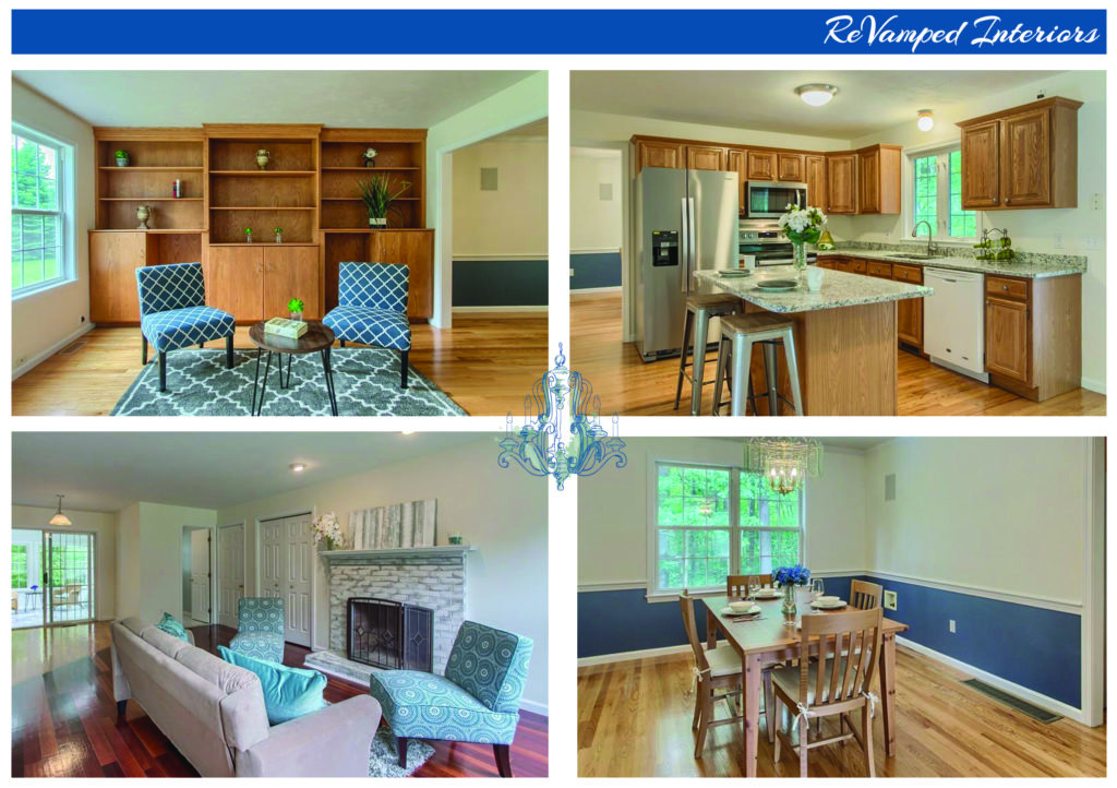 Vacant Home Staging in Westford, MA